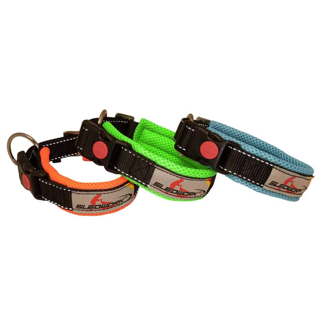 Sledwork Racing Collar Arctic Click